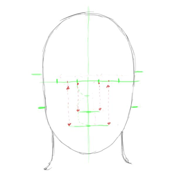 How to draw faces drawing factory how to draw faces overall shapes ccuart Gallery