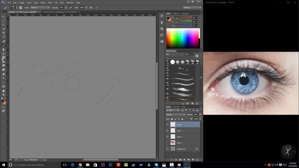 How-to-draw-a-realistic-eye_01